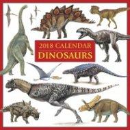 Calendar 2018: Dinosaurs