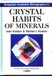 Crystal Habits of Minerals