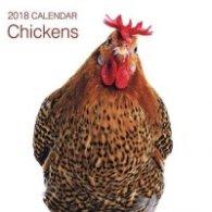 Calendar 2018: Chickens