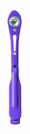 Малка цветна лампичка - Purple
