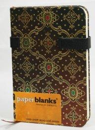 Бележник Paperblanks Noir Mini, Lined / 5781