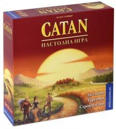 Катан - Настолна игра /Базисна/