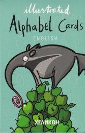 Illustrated Alphabet Cards - English
