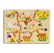 Toys Pino лабиринт - ферма 4588-2