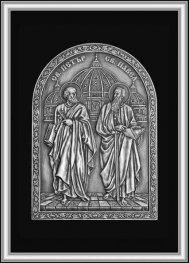 """Плакет """"Св. Св. Петър и Павел"""""""