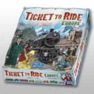 Ticket to Ride Europe - настолна игра