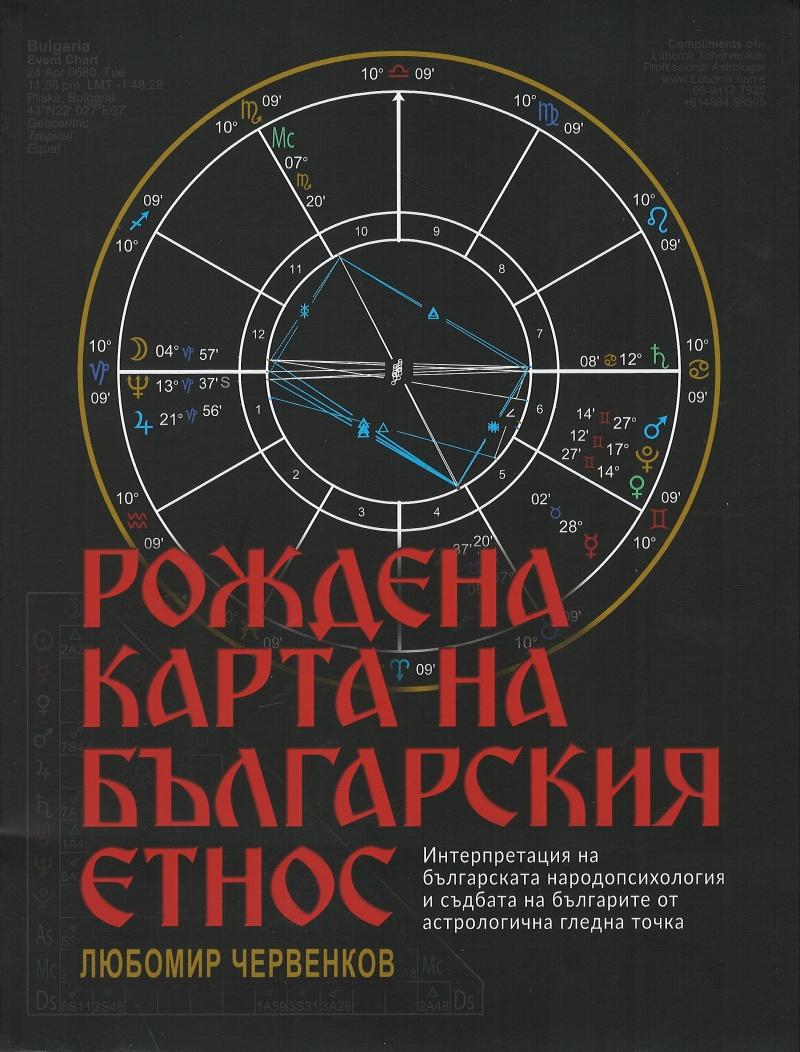 Rozhdena Karta Na Blgarskiya Etnos Interpretaciya Na Blgarskata