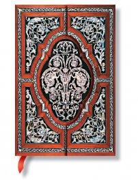 Бележник Paperblanks Exotic Marquetry Mini Wrap/ 1697