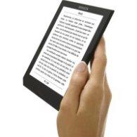 """BOOKEEN Cybook Muse HD Light 6"""" електронна книга четец черна"""
