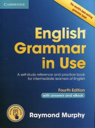 English Grammar in Use/ Fourth Edition with answers and eBook (синя)