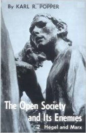 The Open Society and Its Enemies vol.2