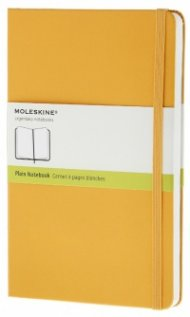 Moleskine Plain Notebook Extra Small Golden Yellow [Hardcover] [8501]