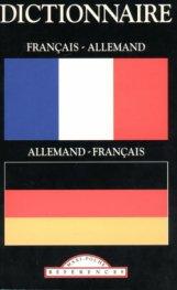 Dictionnaire:Francais-Aleman/Aleman-Francais
