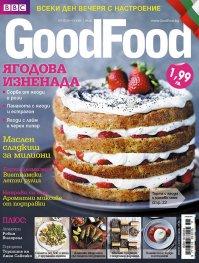 BBC GoodFood; Бр.89 / 6 юни 2013