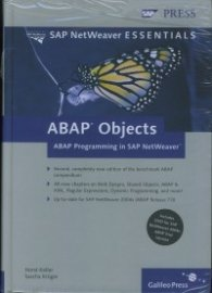 ABAP Objects-ABAP Programming in SAP NetWeaver