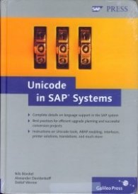 Unicode in SAP Systems