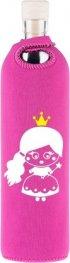 Бутилка FLASKA NEO DESIGN 0.300L: Розов - Принцеса