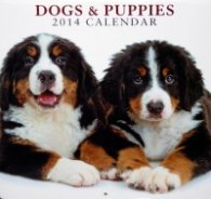Calendar 2014: Dogs & Puppies