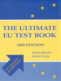 The Ultimate EU Test Book 2009/ 4th Edition