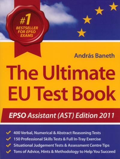 The Ultimate EU Test Book  Assistant (AST) Edition 2011》  Книги от онлайн  книжарница Хеликон