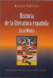 Historia de la literatura espanola. Edad Media