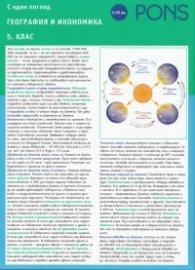 С един поглед: География и икономика 5 клас
