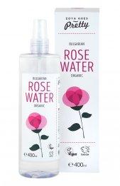 Розова вода - 400мл.