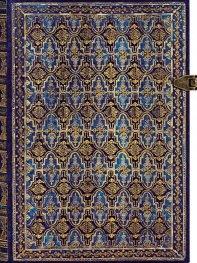 Бележник Paperblanks BLUE RHINE River Cascade, Midi, Lined/2335