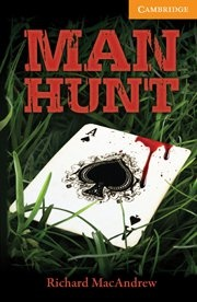 Man Hunt Book. Level 4