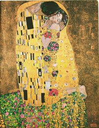 Бележник  KLIMT'S 100TH ANNIVERSARY – THE KISS Special Editions, Ultra, Lined/2845
