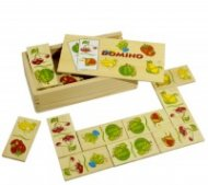 Toys Pino домино- плодове 4098-3