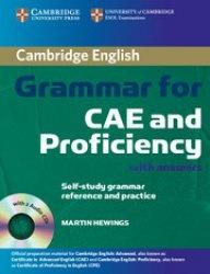 Cambridge Grammar for CAE and Proficiency + 2 audio CD